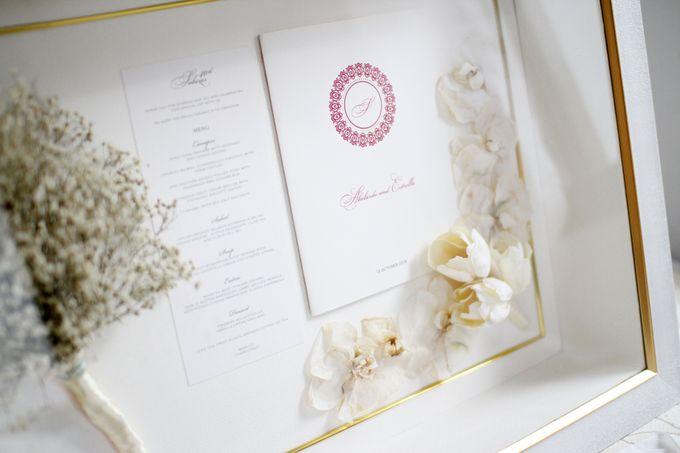 Classic Wedding by Teddy Manuel by Camila V Flower Preservation Studio - 006
