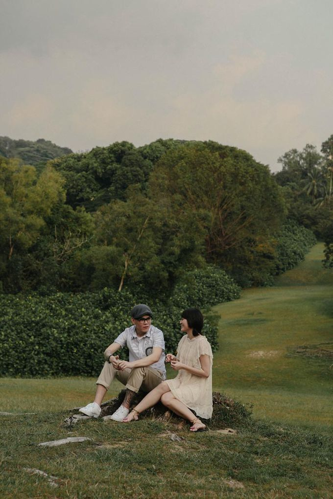 Will & Cathleen Singapore Engagement by Ian Vins - 010