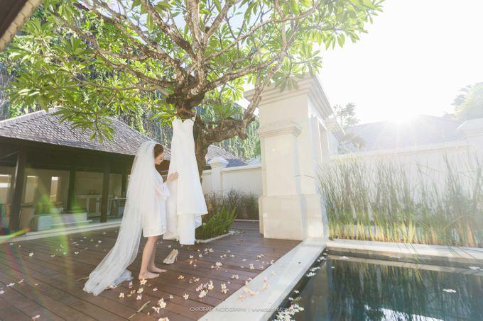 Ezar and Kristi Wedding Bali by Capotrait Photography - 022