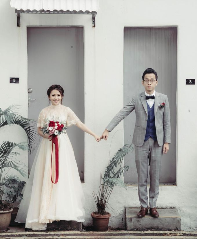 Actual Day Bride - Heidi by Team Bride SG - Joanna Tay MUA - 002