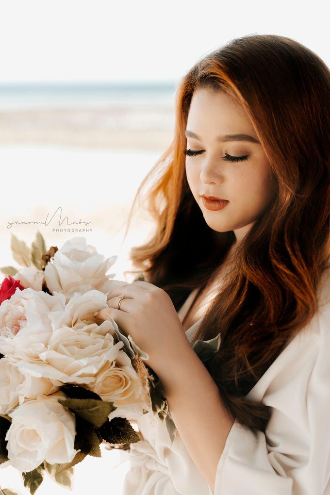 K Y / Bridal Shoot by ISG Print Ideas - 028