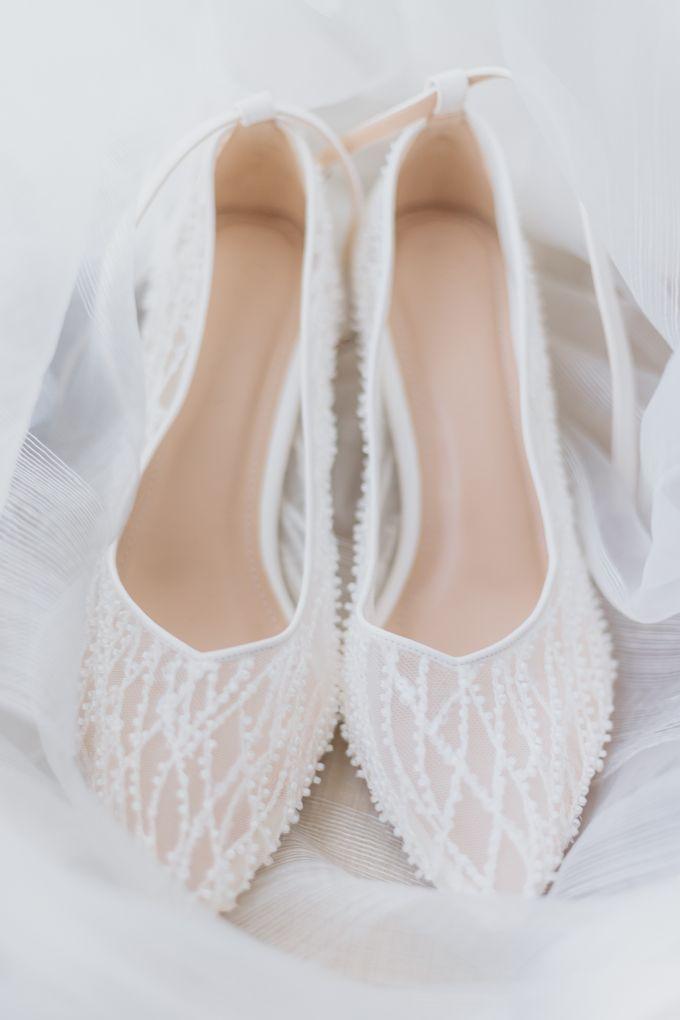 Wedding of Renno & Angeline by Mandarin Oriental, Jakarta - 003