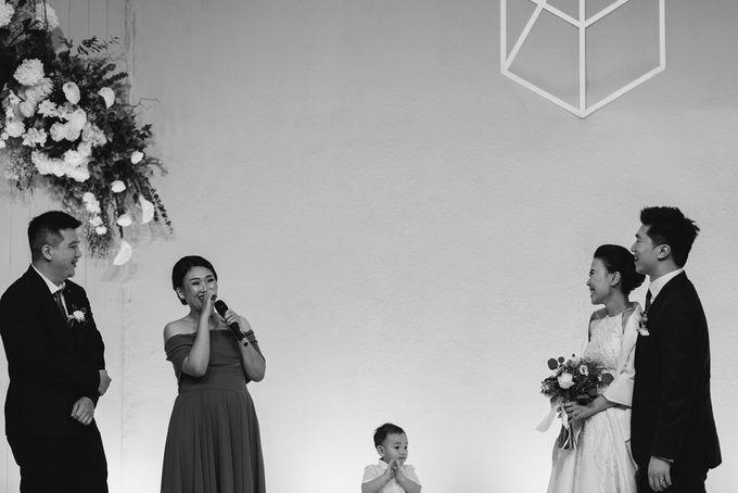 Four Seasons - Aris & Yola by Maestro Wedding Organizer - 007