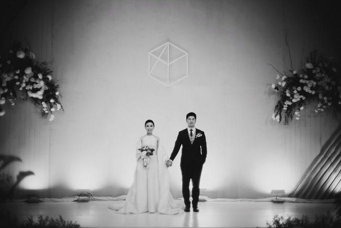 Four Seasons - Aris & Yola by Maestro Wedding Organizer - 008