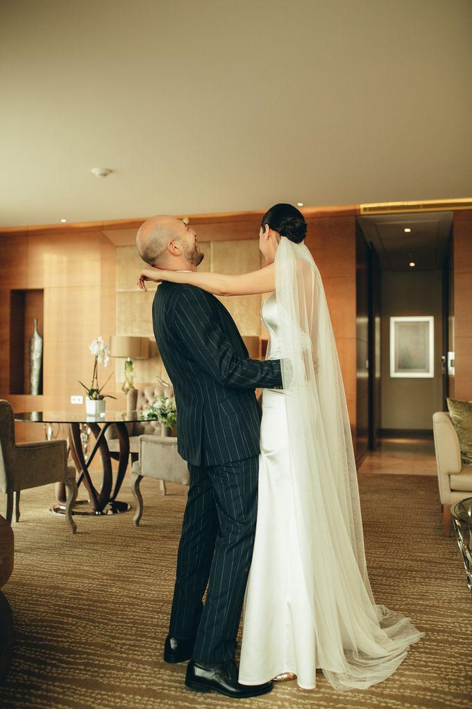 International Wedding in Baku by Rashad Nabiyev Wedding Photographer - 005