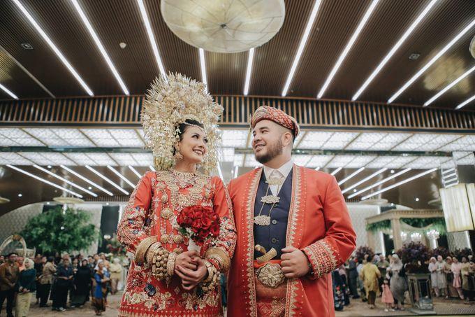 Minang Wedding of Kiara and Osmar by Umara Catering - 020