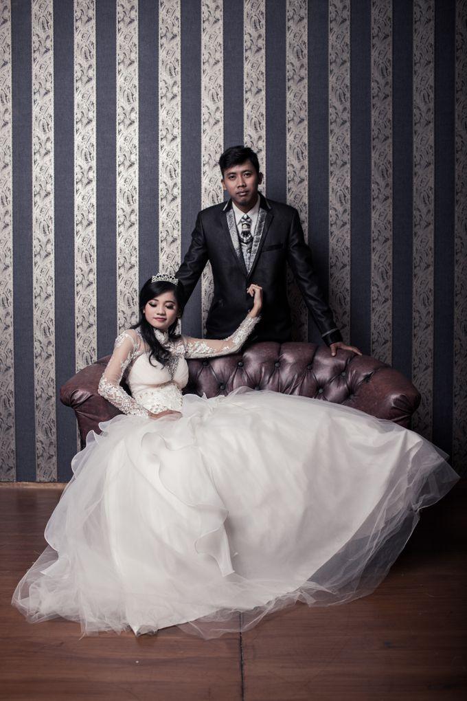 Prewedding of Yuli & Deppy by Salmo - 003