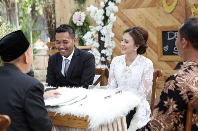 The Wedding of Supri & Delvi ❤️ by Favor Brides - 014