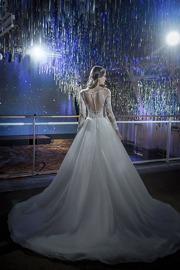 Signature Bridal Gown Range - Luminous by La Belle Couture Weddings Pte Ltd - 004