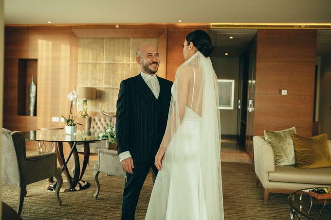 International Wedding in Baku by Rashad Nabiyev Wedding Photographer - 007