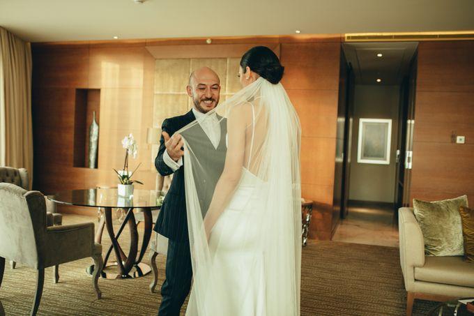 International Wedding in Baku by Rashad Nabiyev Wedding Photographer - 008