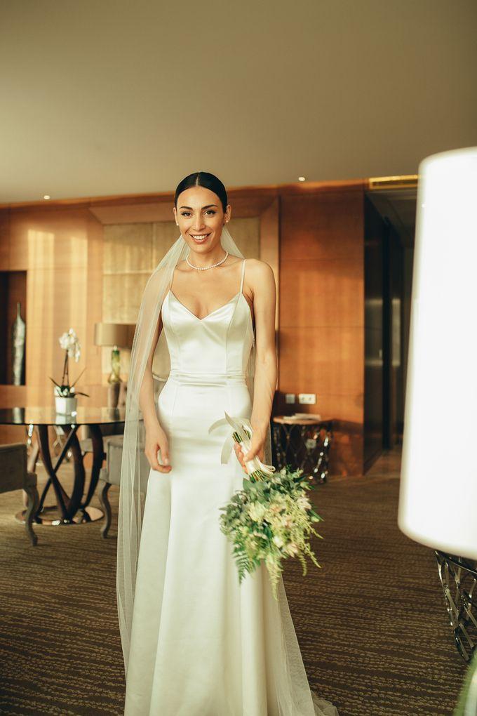 International Wedding in Baku by Rashad Nabiyev Wedding Photographer - 009
