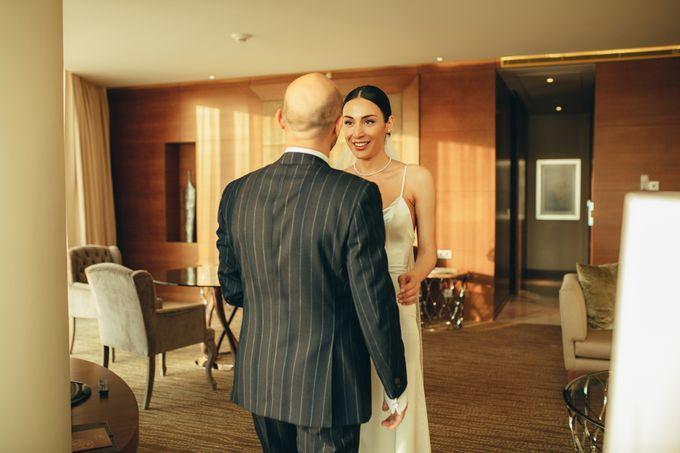 International Wedding in Baku by Rashad Nabiyev Wedding Photographer - 011