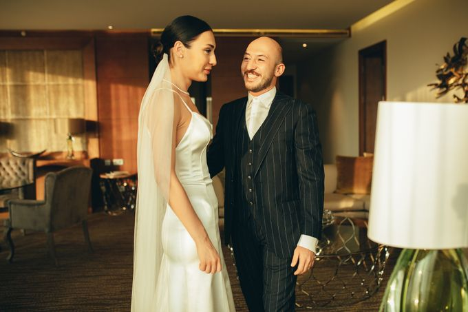 International Wedding in Baku by Rashad Nabiyev Wedding Photographer - 013