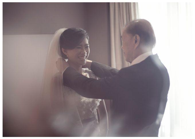 The Wedding of Marcelia & Anton by Ahava by Bona Soetirto - 017