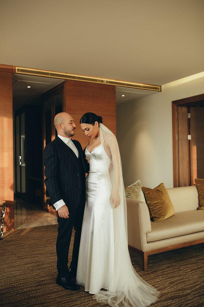 International Wedding in Baku by Rashad Nabiyev Wedding Photographer - 016