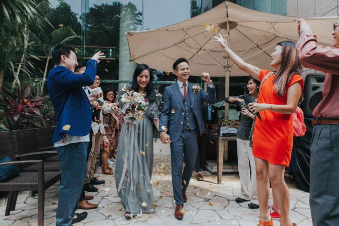 Tying the Knot for Cheng Liang and Glory by Multifolds Productions - 012