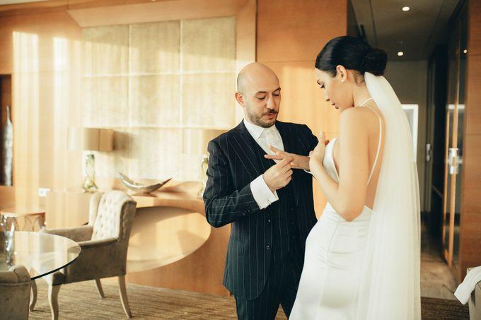 International Wedding in Baku by Rashad Nabiyev Wedding Photographer - 021