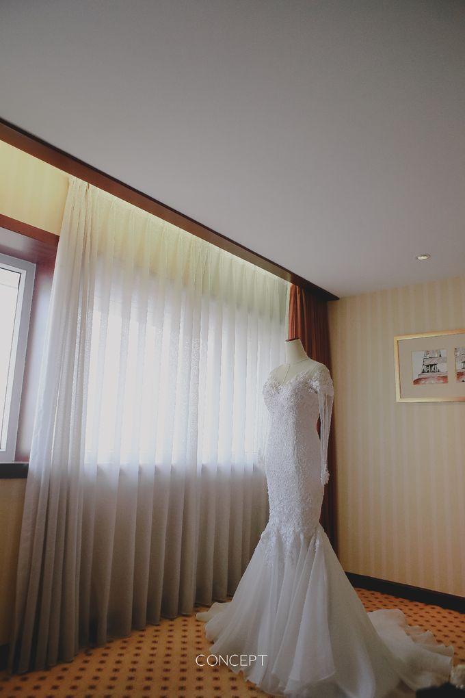 Laura dan Rusman Wedding by Ivone sulistia - 012
