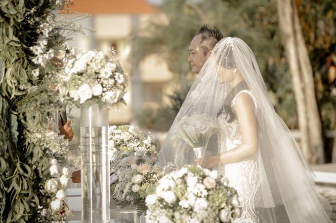 The Wedding Of Ryan & Utha by ANGELIA WARDROBE - 001