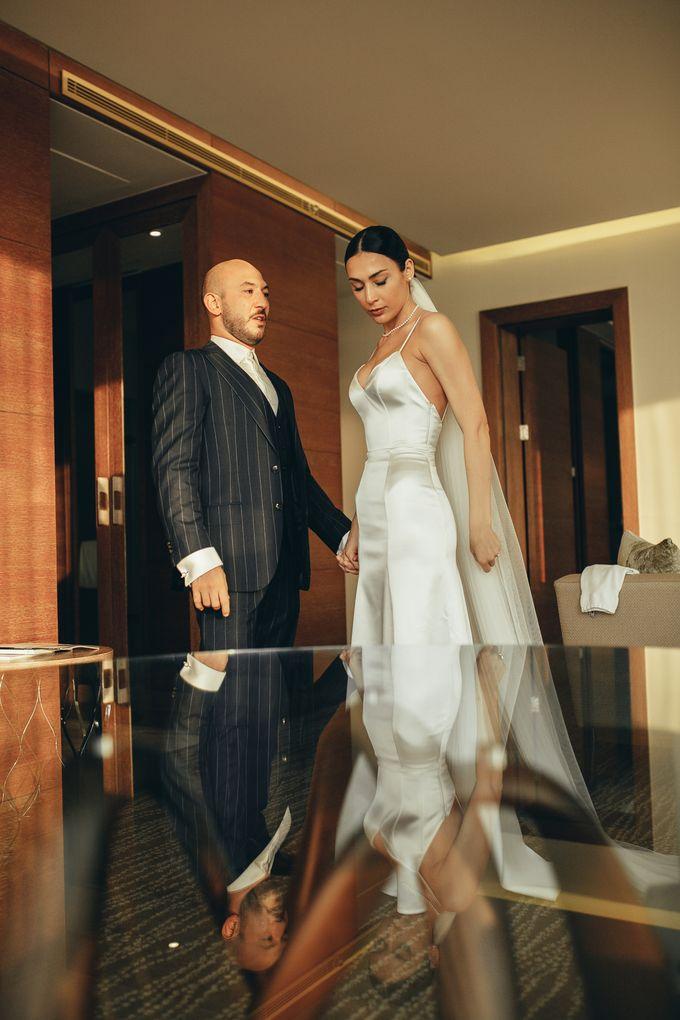 International Wedding in Baku by Rashad Nabiyev Wedding Photographer - 023
