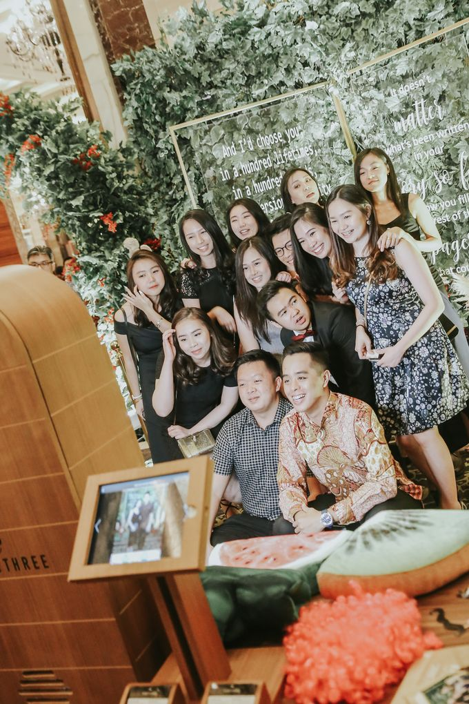 Jennifer and Alvin Wedding by de_Puzzle Event Management - 002