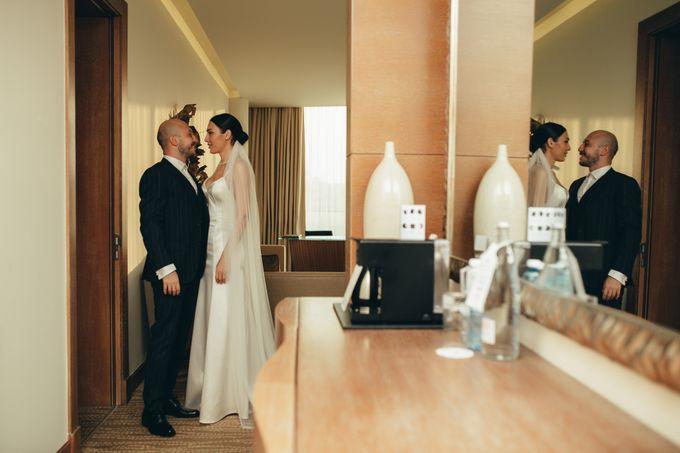 International Wedding in Baku by Rashad Nabiyev Wedding Photographer - 025