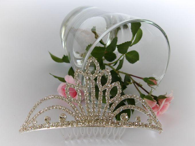Bridal Tiara by Pamela Falli - 007