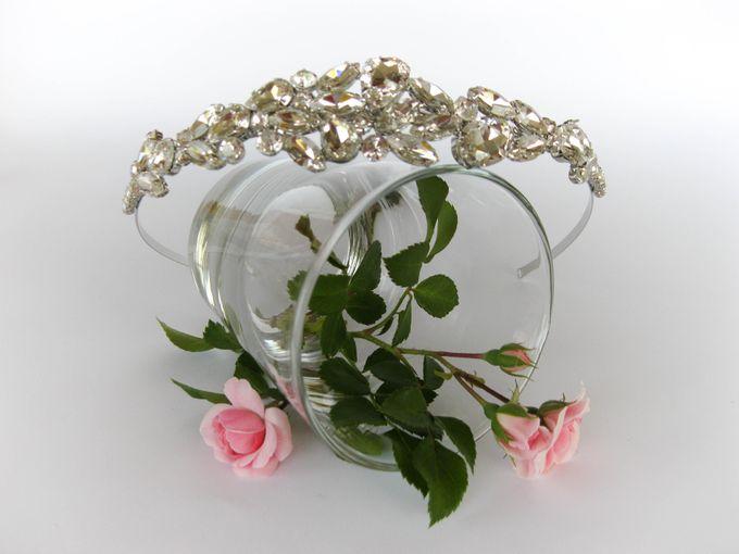 Bridal Tiara by Pamela Falli - 002