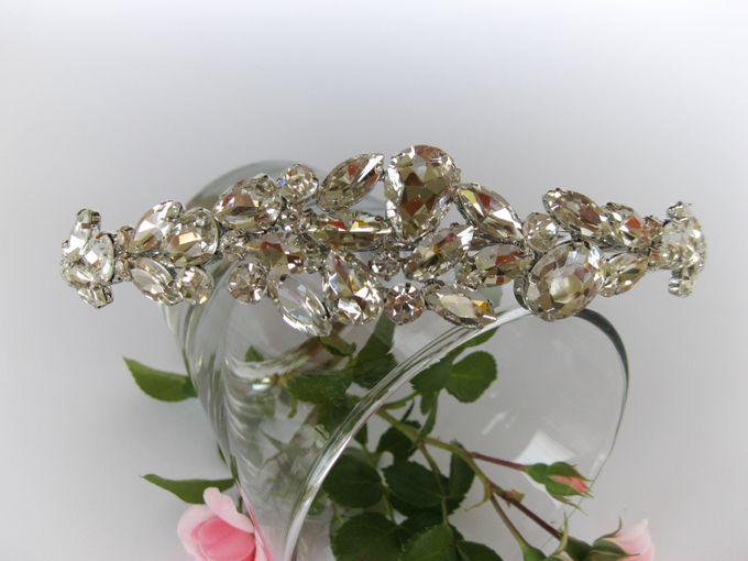 Bridal Tiara by Pamela Falli - 004
