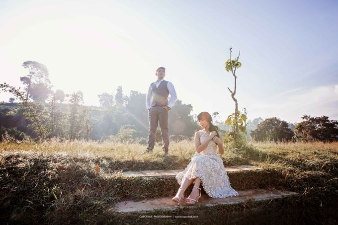 Ryandi and Lea Prewedding by Capotrait Photography - 004