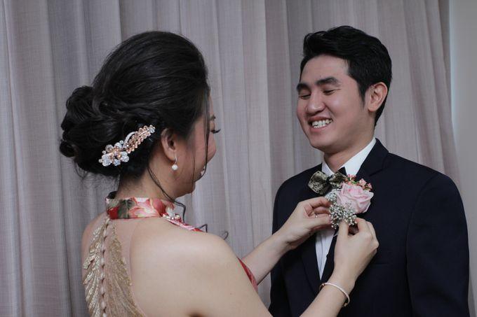 The Wedding of Adi & Vera by FROST Event Designer - 011