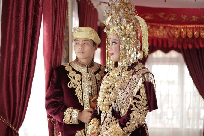 Photo Pengantin Wanita Minangkabau by HD. ArtPhotoStudio - 001