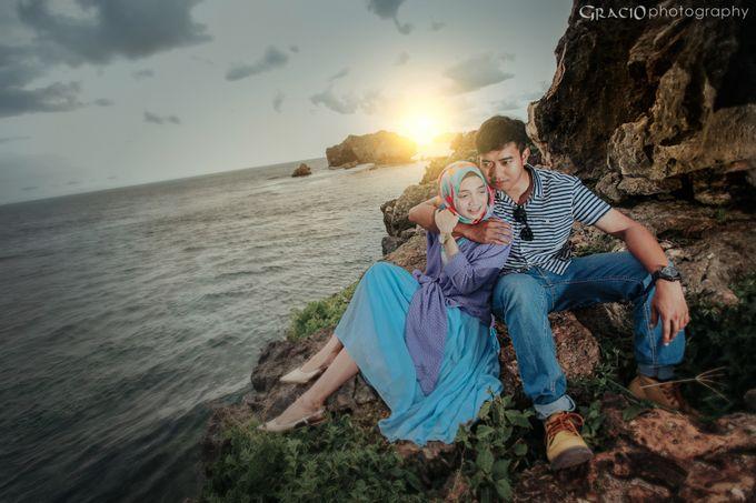 Prewedding by Gracio Photography - 008