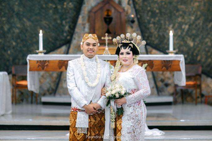 Sicil Wisnu Wedding by SAND WEDDING ORGANIZER - 001