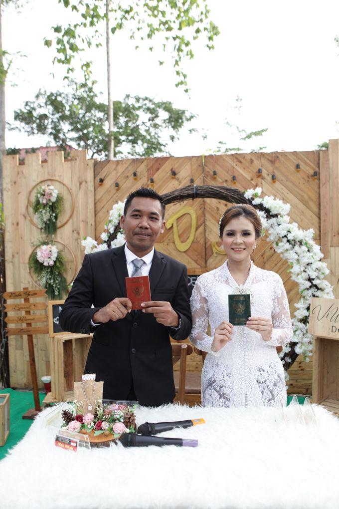 The Wedding of Supri & Delvi ❤️ by Favor Brides - 011