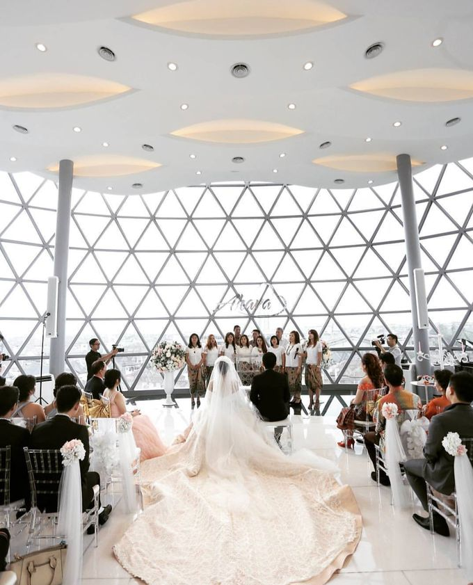 Wedding Gown for Mrs Icha by PRIDE Organizer - 012