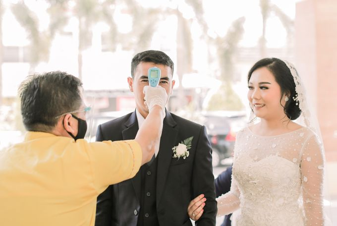 Real intimate wedding on pandemic 2020 MARIA & GALUNG by Kimus Pict - 025