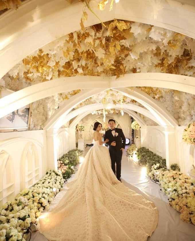 Wedding Gown for Mrs Icha by PRIDE Organizer - 011