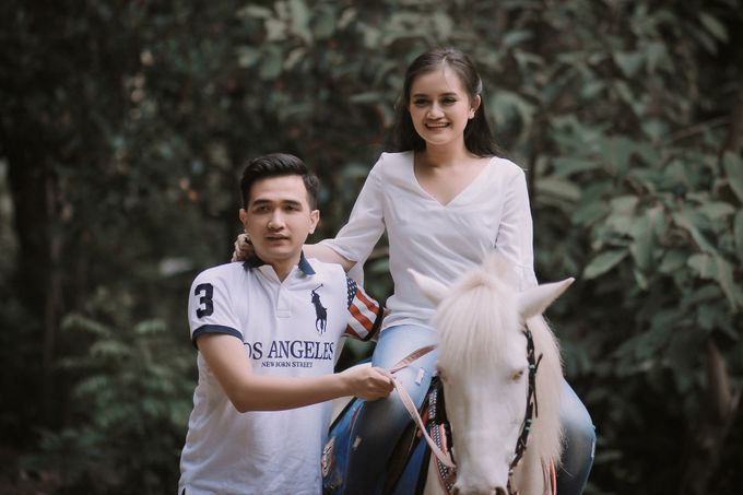 Prewedding Harun & Herlina by Zaki Photography - 003