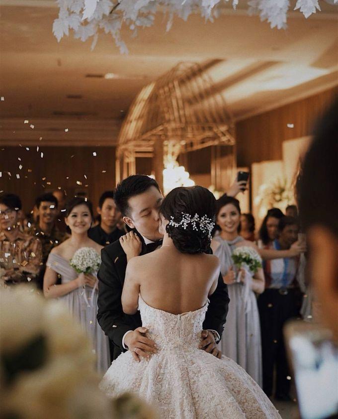 Wedding Gown for Mrs Icha by PRIDE Organizer - 010