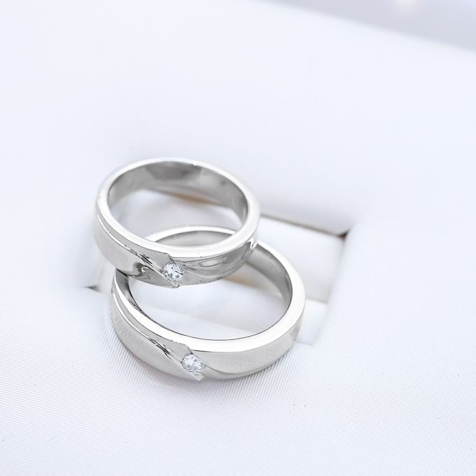 Wedding Ring - Simply Collection by ORORI - 004