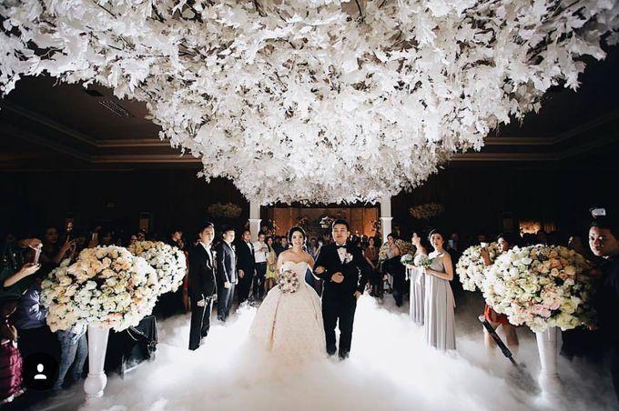 Wedding Gown for Mrs Icha by PRIDE Organizer - 013