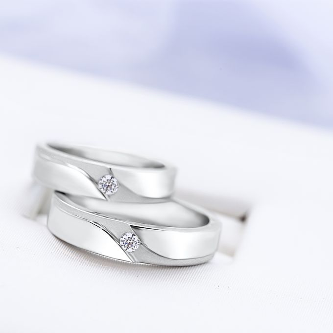Wedding Ring - Simply Collection by ORORI - 005