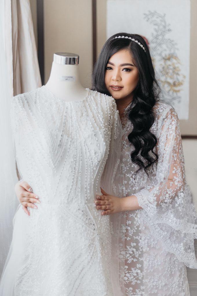 Wedding of Renno & Angeline by Mandarin Oriental, Jakarta - 006