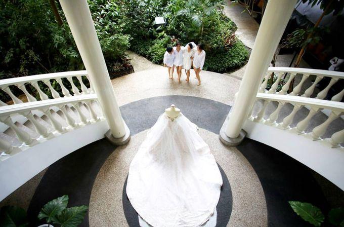 Wedding Gown for Mrs Icha by PRIDE Organizer - 002