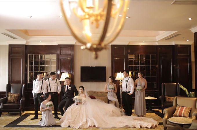 Wedding Gown for Mrs Icha by PRIDE Organizer - 003
