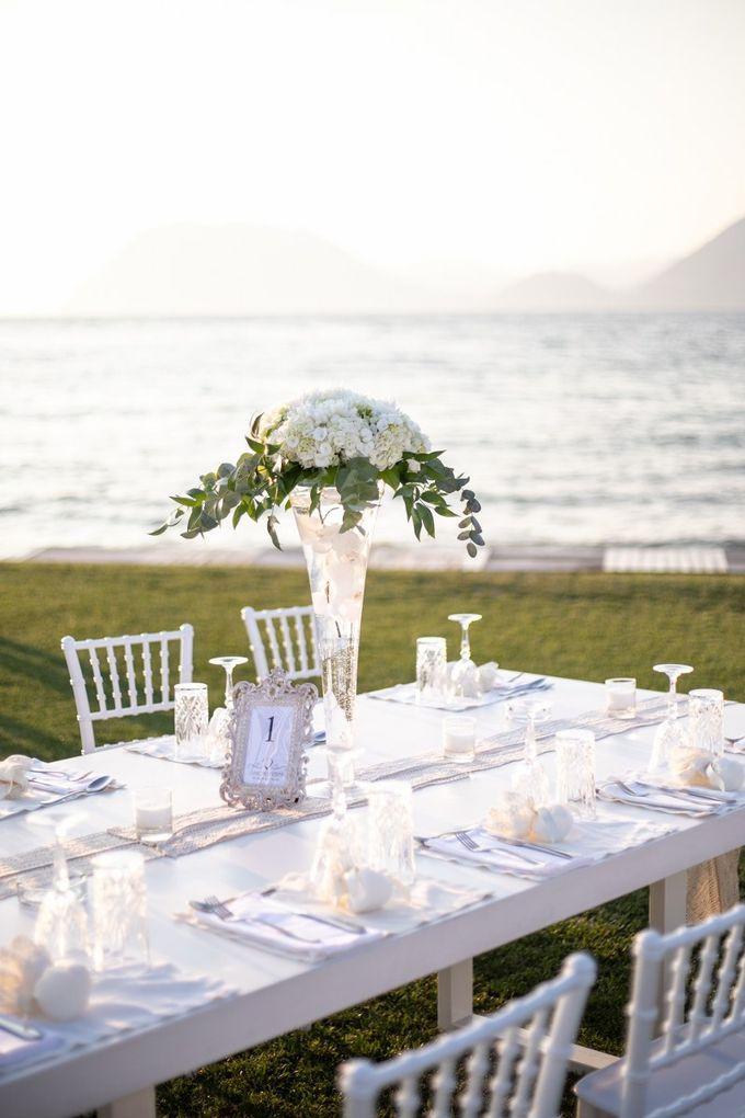 Beach wedding by Diamond Events - 010