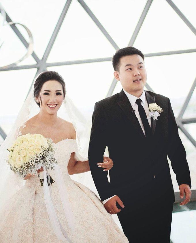 Wedding Gown for Mrs Icha by PRIDE Organizer - 004