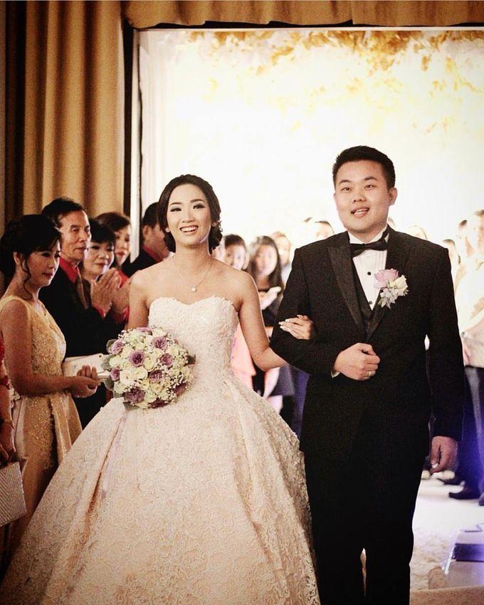 Wedding Gown for Mrs Icha by PRIDE Organizer - 005